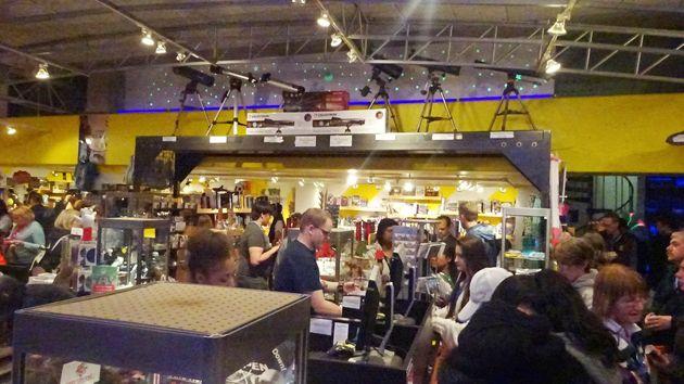 ISEF2015 INTEL Pittsburgh welcome night Carnegie Science Museum