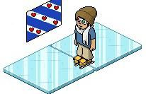 'It giet oan' in Habbo Hotel