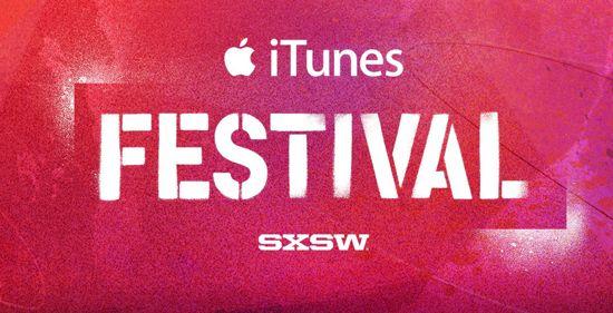 iTunes Festival voor het eerst op SXSW
