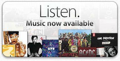 iTunes Music Store beschikbaar in 56 nieuwe landen
