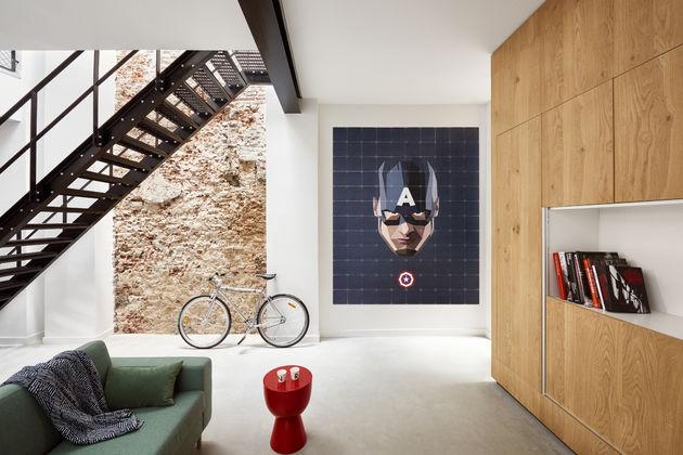 IXXI Marvel Icon - Captain America