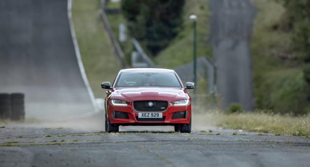 Jaguar XE Circuit de Charade