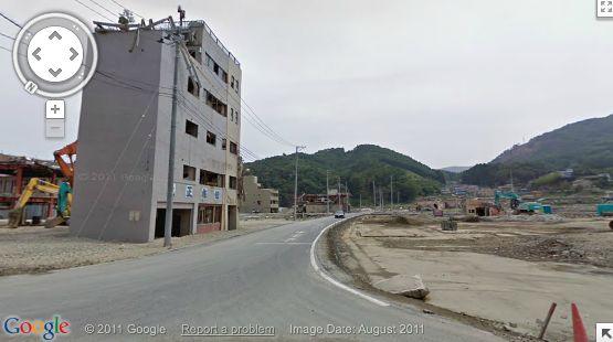 Japan langzaam weer in opbouw na de tsunami van 11 maart