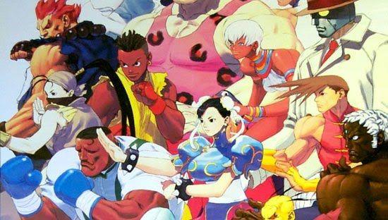 Je moet van goeden huize komen om Street Fighter III Third Strike: Online Edition te kunnen spelen