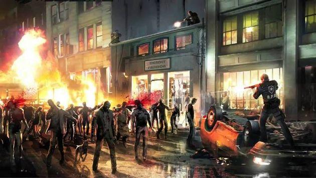 Je wilt niet dood gevonden worden met Resident Evil: Operation Raccoon City