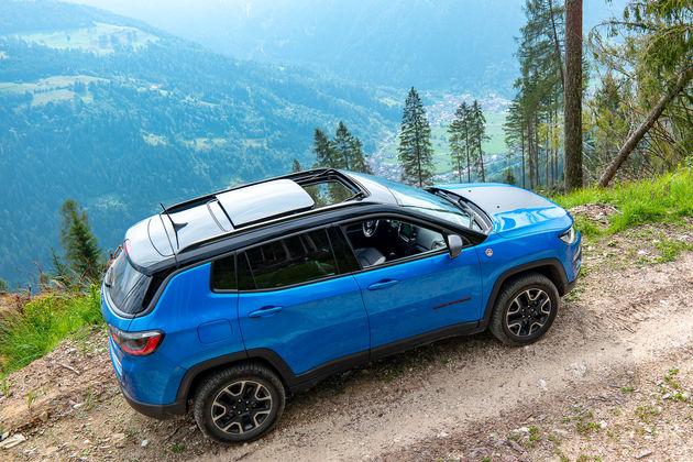 Jeep Compass Trail Hawk Camp Jeep 2019