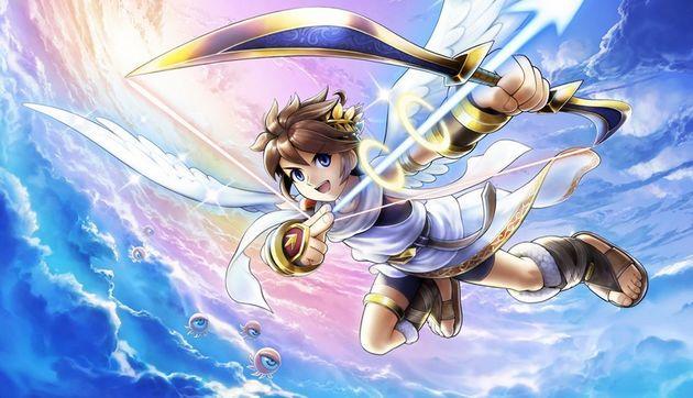 Kid Icarus: Uprising is een geweldige game op het verkeerde platform