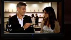 Kies een Clooney met koffie