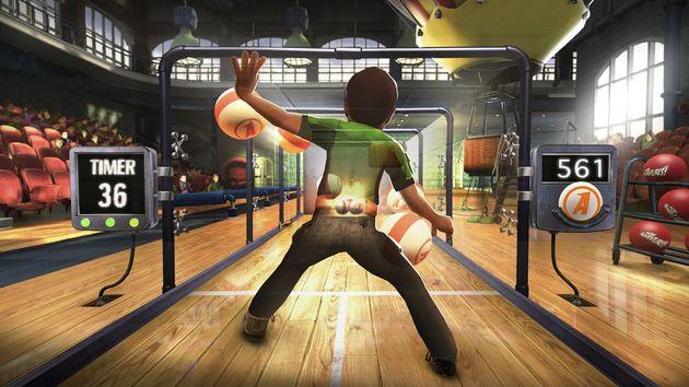 Kinect binnen een week uitverkocht - Spelen met Kinect