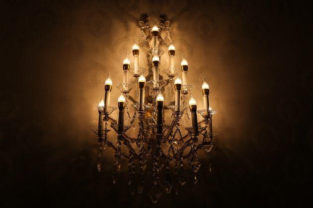 Klassieke lamp