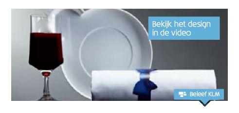 KLM inspireert klanten via experience platform