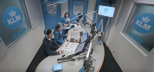 KLM-Radio