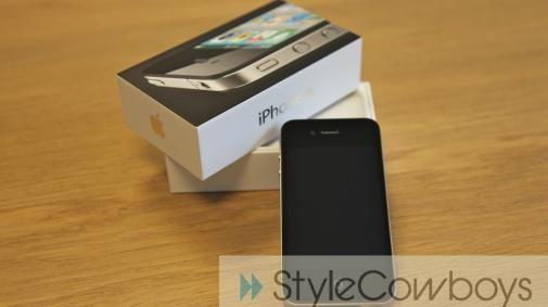 Korte Impressie van de iPhone 4