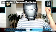 Kruip zelf in Iron Man 2 met behulp van Augmented Reality