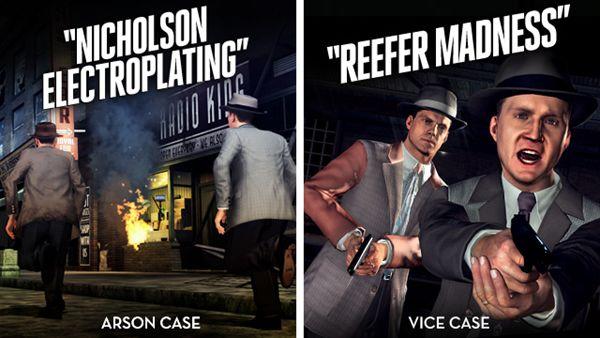 L.A. Noire DLC is als een extra aflevering van een favoriete serie
