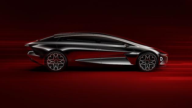 Aston Martin Lagonda Vision Concept – A new kind of luxury mobility