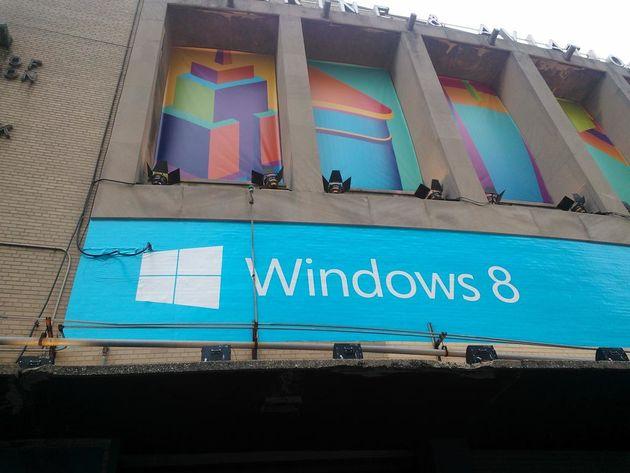 Lancering Windows 8: PC en tablet, work en play