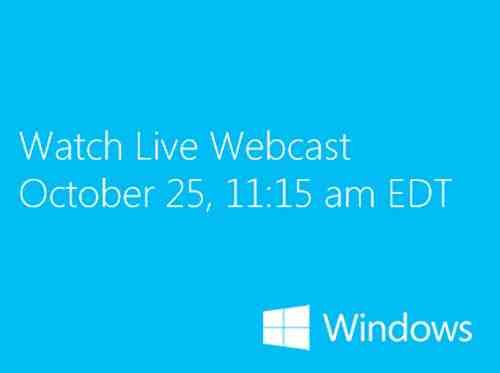Lancering Windows 8 vanavond in New York