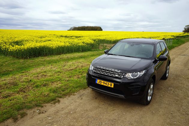 Land Rover Discovery Sport -10- CarRepublic - Wouter Spanjaart