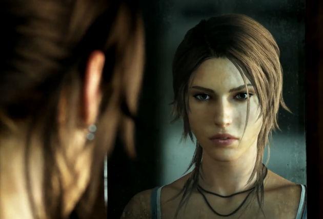 Lara Croft is als herboren in de nieuwe Tomb Raider