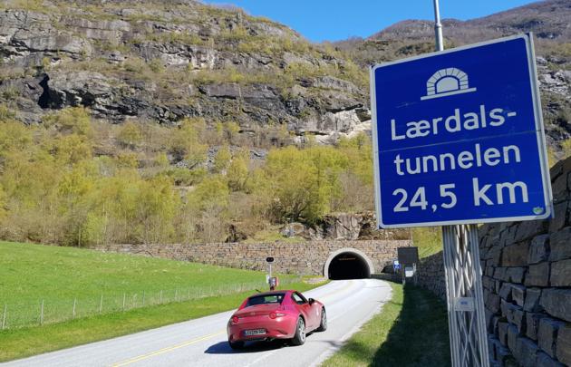 Lærdal_Tunnel