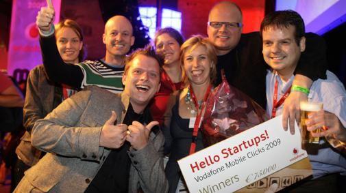 Layar wint €75k met Vodafone Mobile Clicks