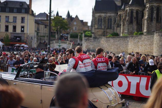 Le Mans _ Wouter Spanjaart _ 1