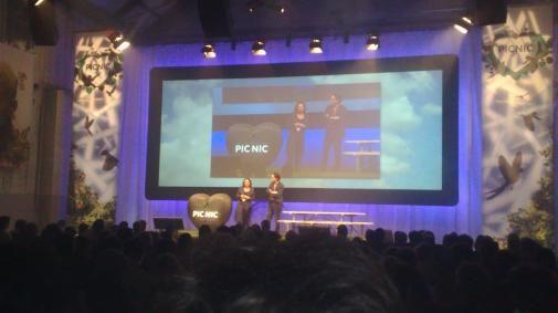 Leadbeater opent PICNIC 2008
