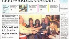 Leeuwarder Courant zet 8 miljoen artikelen online!