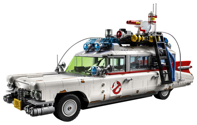 LEGO Ghostbusters auto