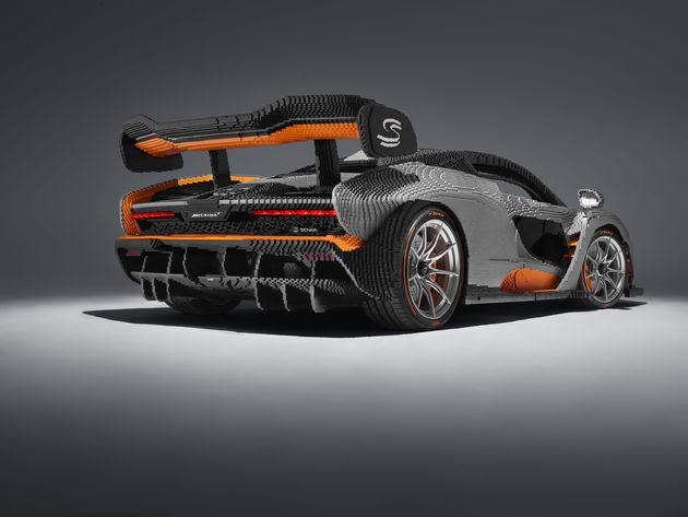 LEGO McLaren Senna_rear