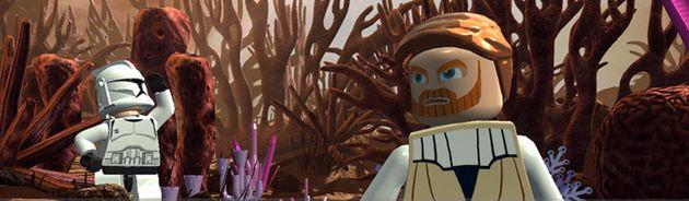LEGO Star Wars III: zeker geen kloon