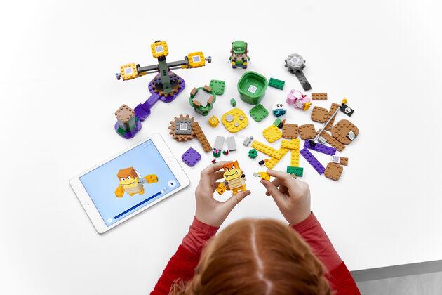 LEGO_Super Mario _Build
