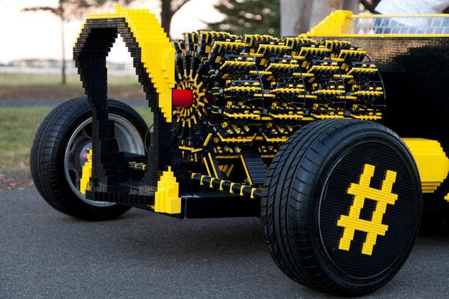 """LEGO: """"The Hobbit"""" als game en een """"echte"""" auto"""