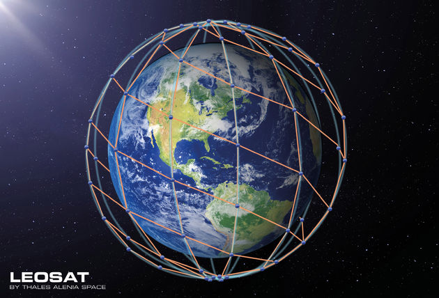 leosat-earth