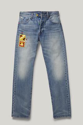 Levi's LEGO jeans