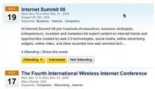 LinkedIn komt met Event toepassing