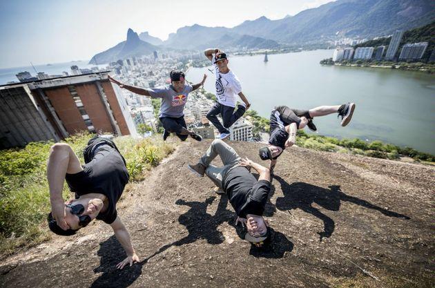 Live de Red Bull BC One Wereldkampioenschappen in Rio