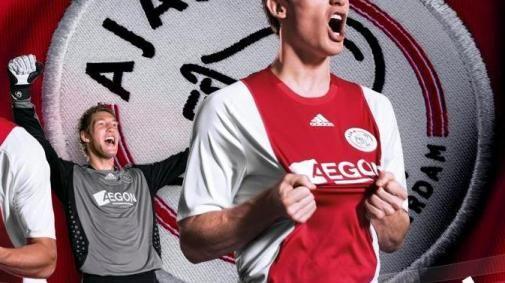 Live online presentatie nieuwe Ajax-shirt