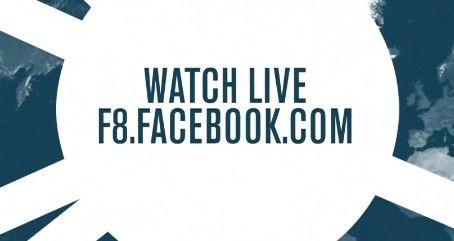 Livestream Facebook f8 conference