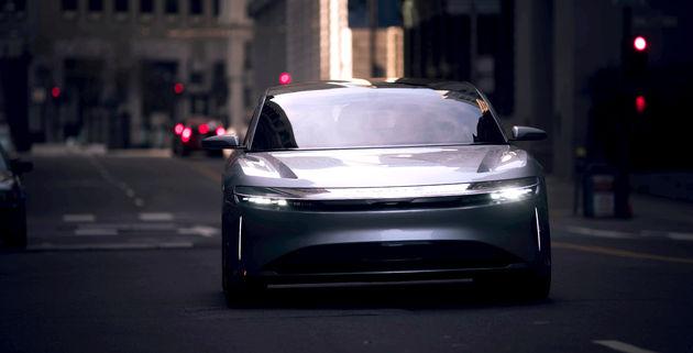 De Lucid Air Tesla S Nieuwe Concurrent Uit Californie Oogt Sterk