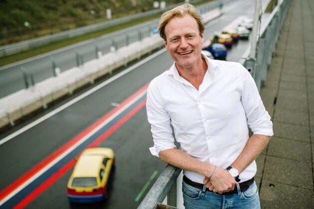 Maarten Pompen is blij