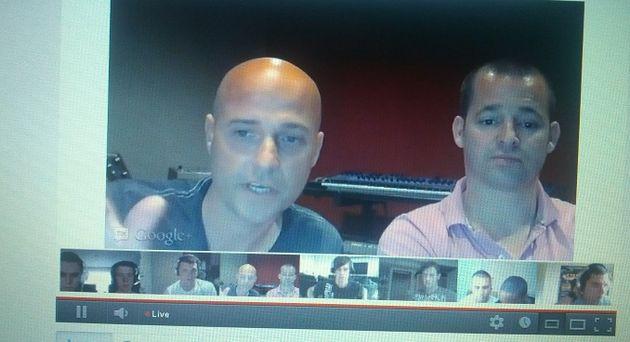 Marco V geeft aanstormend DJ talent advies via Hangout