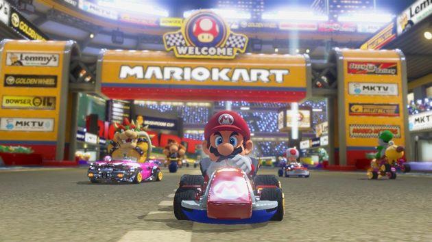 Mario Kart 8 is de allerbeste Mario Kart ooit
