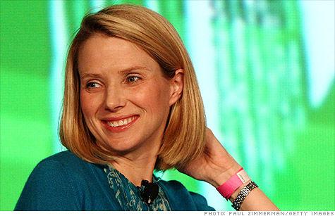 Marissa Mayer biedt Yahoo personeel een smartphone zolang het maar geen Blackberry is!
