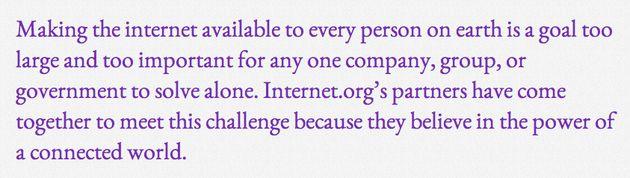 Mark Zuckerberg kondigt lancering Internet.org aan