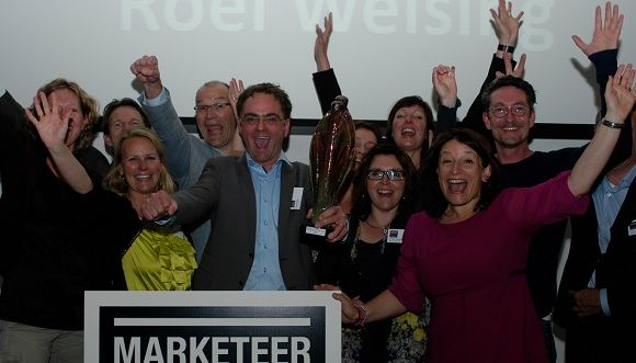 Marketeer of the Year 2013: Roel Welsing - Triodos Bank