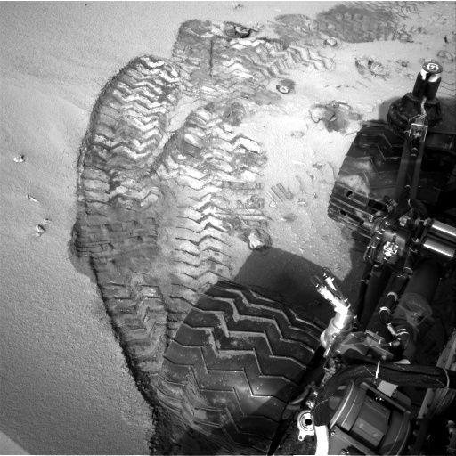Mars Rover wetenschappers doen mogelijk een ontdekking voor in de geschiedenis boeken