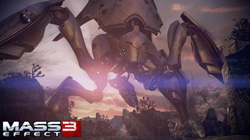 Mass Effect 3: Epischer wordt het niet