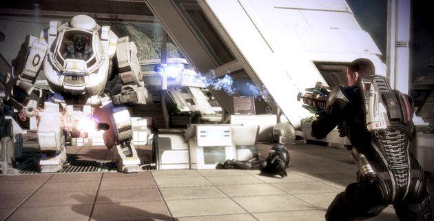 Mass Effect 3 sluit af in stijl [preview]